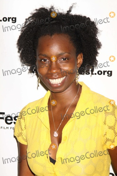 Adepero Oduye Photo - Adepero Oduye at Closing Night Film at Newfest Lgbt Film Festival Premire of Movie Gun Hill Road at Walter Reade Theatre New York City 07-28-2011 Photo by John BarrettGlobe Photos Inc
