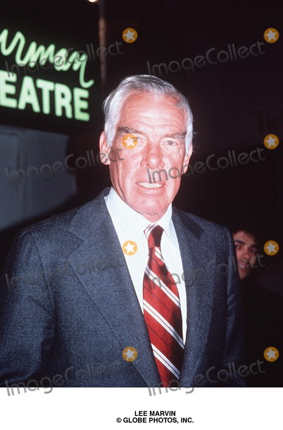 Lee Marvin Photo - Lee Marvin Globe Photos Inc