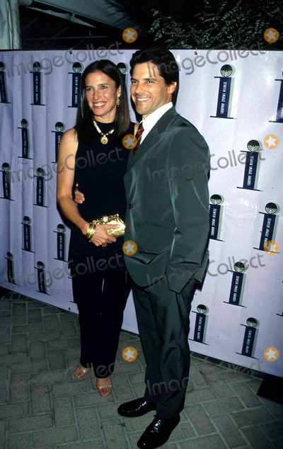 Chris Ciaffa Photo - Mimi Rodgers and Chris Ciaffa K26332mr - Jewish Image Award the Four Seasons Hotel Beverly Hills CA Sept 24 2002 Photo by Milan RybaGlobe Photos Inc