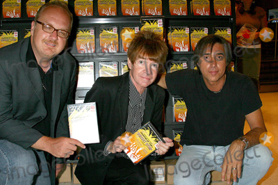 Chris Carter Photo - Mayor of Sunset Strip Dvd Release at the Virgin Megastore West Hollywood CA (081704) Photo by Clinton HwallaceipolGlobe Photos Inc2004 George Hickenlooper-director Rodney Bingenheimer and Chris Carter-producer