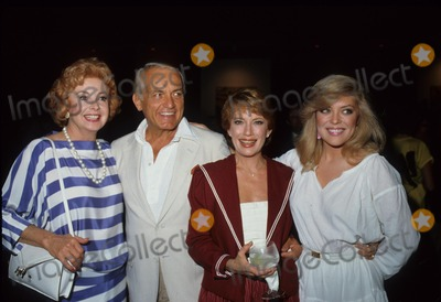 Nancy Dussault Photo - Audrey Meadows with Ted Knight  Nancy Dussault and Lydia Cornell N0681b Supplied by Globe Photos Inc