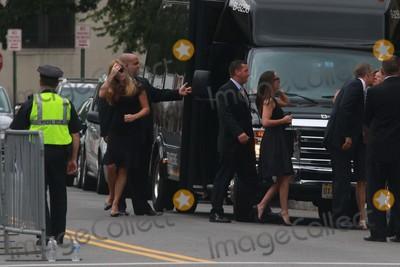 Yogi Berra Photo - Family of Yogi Berra at Yogi Berra Funeral Services at the Church of the Immception Montclair New Jersey John BarrettGlobe Photos