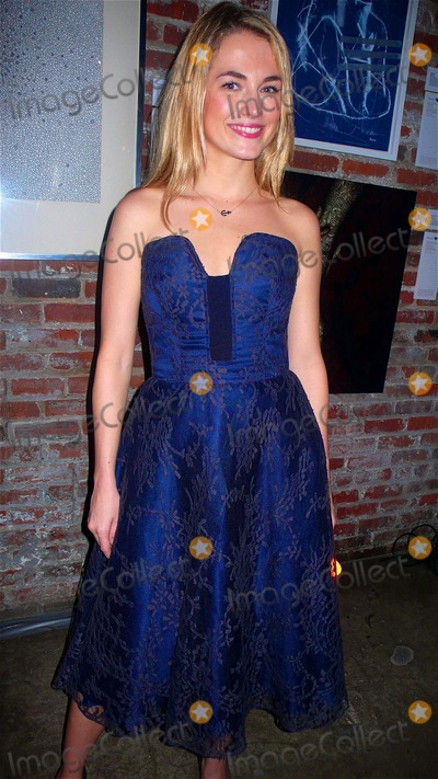 Amanda Hearst Photo - Amanda Hearst at Industria Superstudio New York City 11-16-2010 Photo by Rose Hartman-Globe Photos Inc 22010