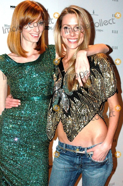 Allison McAtee Photo - Elle Project Hosts Viewing Party For 2nd Season Premiere of Bravos Project Runway and Launch of Project Runway Magazine Aer New York City 12-07-2005 Photo by Ken Rumments-Globe Photos 2005 Grace Kelsey and Allison Mcatee