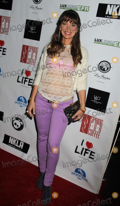 Anya Monzikova Photo - No Kill LA Charity Event Hosted by Jasmine Dustin and Anya Monzikova Mauros Cafefred Segal West Hollywood CA 04022013 Sandra Vidal Photo Clinton H Wallace-Globe Photos Inc