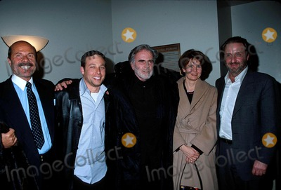 Alex Craig Mann Photo -  3402 the Premiere of the Film Festival in Cannes at the Florence Gould Theatre in NYC Zack Norman Alex Craig Mann Maximillian Schell Guest and Ron Silver Photo by Sonia MoskowitzGlobe Photos Inc
