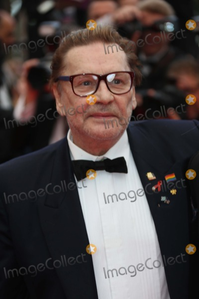 Helmut Berger Photo - Actor Helmut Berger attends the Premiere of saint-laurent During the 67th Cannes International Film Festival at Hotel Majestic in Cannes France on 17 May 2014 Photo Alec Michael
