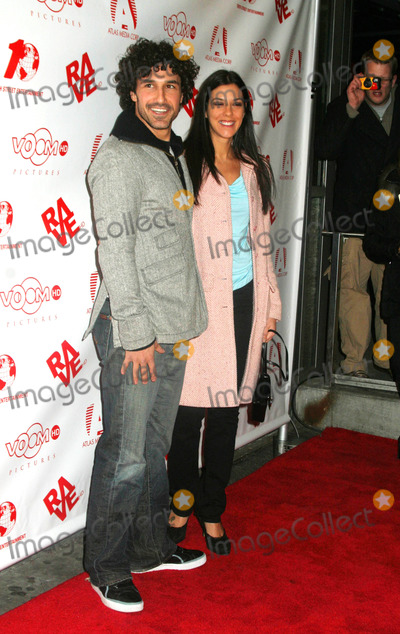 Ethan Zohn Photo - Premiere of Meat Loafin Search of Paradise at Ifc Center 323 6 Ave  New York City 03-12-2008 Photo by Mitchell Levy-Globe Photosinc Ethan Zohn and Jenna Morasca