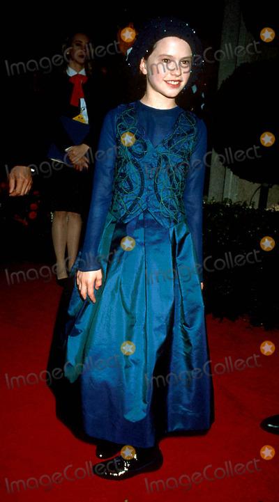 Anna Paquin Photo - Academyawardsoscar L7831mf 66th Annual Oscar Awards Anna Paquin Photo Bymichael FergusonGlobe Photos Inc