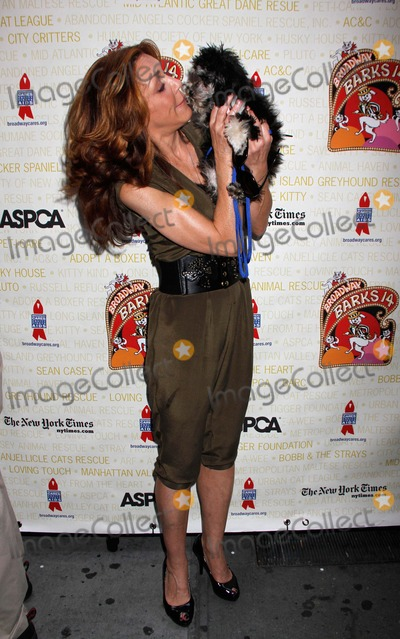 Andrea McArdle Photo - Andrea Mcardle attends the Broadway Barks 14th Annual Animal Adoption Event in Shubert Alley in New York on July 14 2012 Upi Laura Cavanaugh