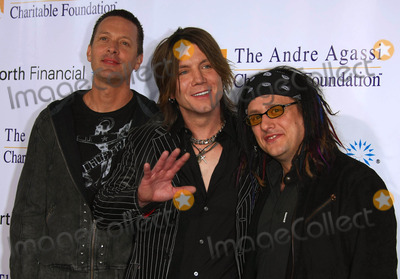 Andre Agassi Photo - Goo Goo Dolls Pop Group Andre Agassis 12th Grand Slam For Children ( Performance ) 10-06-2007 Photo by Graham Whitby Boot-allstar-Globe Photos Inc