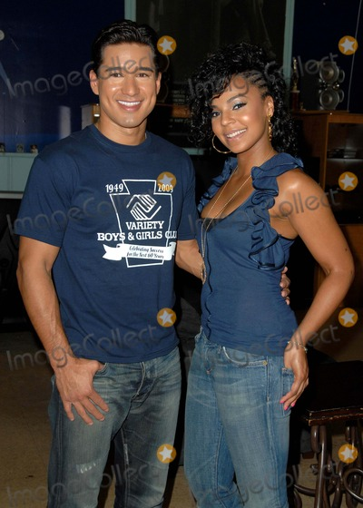 Ashanti Douglas Photo - Ashanti and Mario Lopez Host Million Meal Summer Community Event at Variety Boys  Girls Club in Los Angeles CA 08-28-2009 Photo by Scott Kirkland-Globe Photos  2009 Mario Lopez and Ashanti Douglas