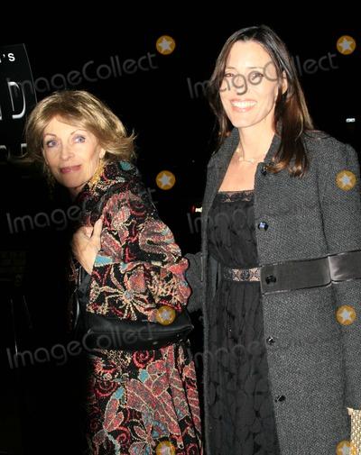 Veronique Peck Photo - Veronique Peck and Cecilia Peck - Inland Empire - Premiere - Lacma Los Angeles California - 12-09-2006 - Photo by Nina PrommerGlobe Photos Inc 2006
