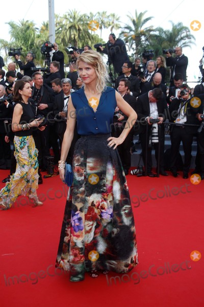 Alice Taglioni Photo - Alice Taglioni attends the Premiere of Standing Tall During the Opening of the 68th Annual Cannes Film Festival at Palais Des Festivals in Cannes France on 13 May 2015 Photo Alec Michael