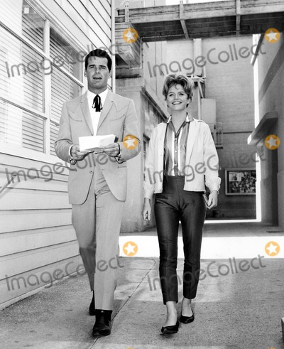 Lee Remick Photo - James Garner and Lee Remick 1950s Supplied by SmpGlobe Photos Inc