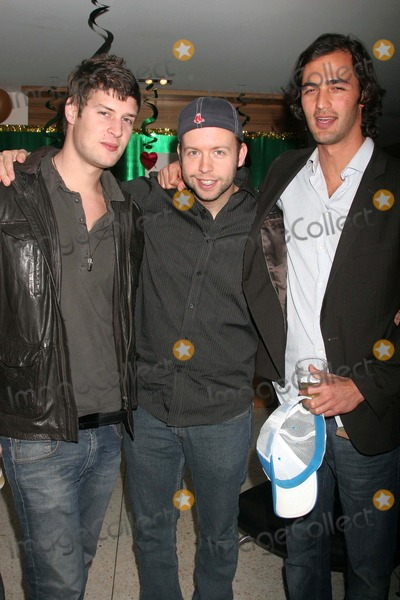 Kyle Cease Photo - Current Tvs Max Lugavere and Jason Silva Host Casino Night to Benefit American Democracy Institute Private Residence Hollywood Hills CA 020708 Max Lugavere and Kyle Cease with Jason Silva Photo Clinton H Wallace-photomundo-Globe Photos Inc