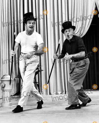 Jimmy Durante Photo - Bob Hope and Jimmy Durante Bj9665a BarbierGlobe Photos Inc Bob Hope Obit