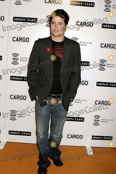 Andrew Firestone Photo - Cargo Magazine and Xm Hosts the Shortlist of Music Awards Show Afterparty at the Spider Club Hollywood CA (111504) Clinton HwallaceipolGlobe Photos 2004 Andrew Firestone