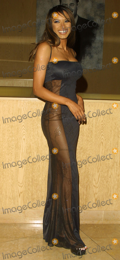 Traci Bingham Photo - Traci Bingham an Evening with the Stars Beverly Hilton Hotel Beverly Hills CA November 17 2001 Photo by Nina PrommerGlobe Photos Inc 2001 K23413np (D)