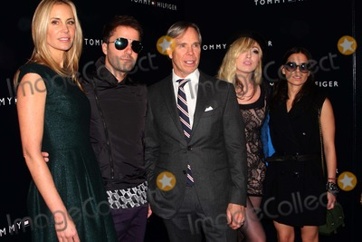 The Ting Tings Photo - Mercedes-benz Fashion Week Fall 2010 Tommy Hilfiger Fashion Presentation - Celebs Bryant Park NYC 02-18-2010 Jules De Martino and Katie White of the Ting Tings Tommy Hilfigerand Dee Hilfiger Photos by Barry Talesnick-iol- Globe Photos Inc 2010
