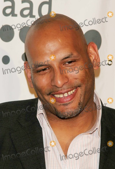 John Amaechi Photo - Annual Glaad Media Awards at the Marriott Marquis-nyc Marriott Marquis-nyc-032607 John Amaechi Photo by John B Zissel-ipol-Globe Photos Inc 2007