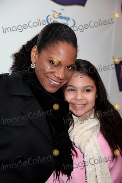 Audra Mcdonald Photo - Princess Tiana Officially Joins the Disney Princess Royal Court  Celebrating the Release of the Princess and the Frog on Disney Blu-ray the New York Palace Hotel NYC 03-14-2010 Photos by Sonia Moskowitz Globe Photos Inc 2010 Audra Mcdonald