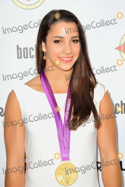 Aly Raisman Photo - Aly Raisman attending the Los Angeles Premiere of Bachelorette Held at the Arclight Theater in Hollywood California on August 23 2012 Photo by D Long- Globe Photos Inc