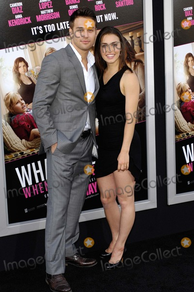 Kathryn McCormick Photo - Ryan Guzman and Kathryn Mccormick During the Premiere of the New Movie From Lionsgate What to Expect When Youre Expecting Held at Graumans Chinese Theatre on May 14 2012 in Los Angeles Photo Michael Germana - Globe Photos Inc