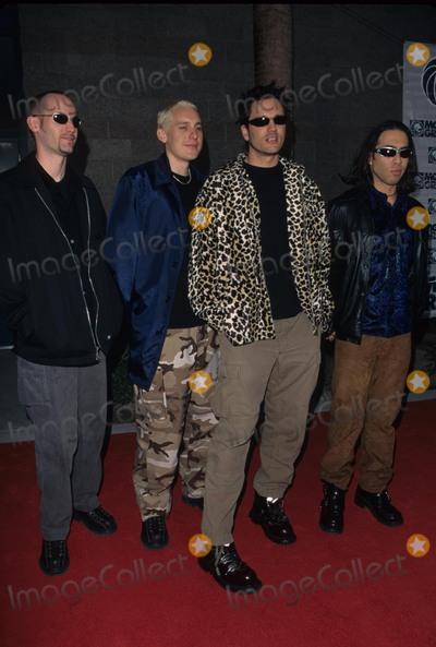 Third Eye Blind Photo - Third Eye Blind at 1997 Billboard Music Awards Las Vegas NV 1997 K10745fb Photo by Fitzroy Barrett-Globe Photos Inc