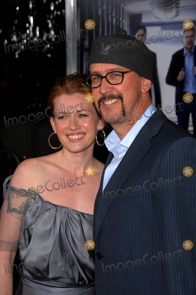 Alan Ruck Photo - Mireille Enos and Alan Ruck During the Premiere of the New Movie From Cbs Films Extraordinary Measures Held at Graumans Chinese Theatre on January 19 2010 in Los Angeles Photo Michael Germana - Globe Photos Inc