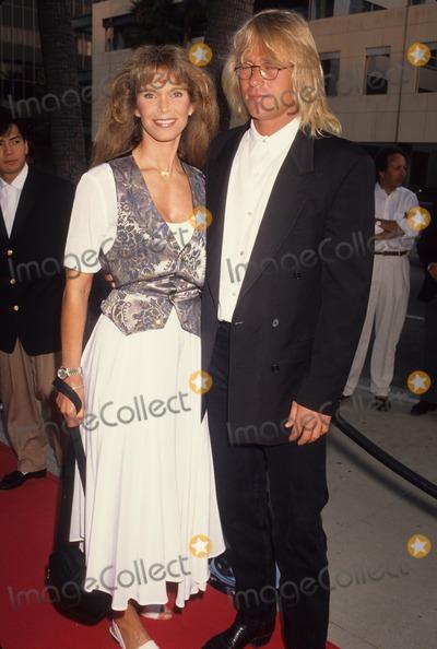 Ann Turkel Photo - Ann Turkel with Gary Muller 1992 L4024 Photo by Michael Ferguson-Globe Photos Inc