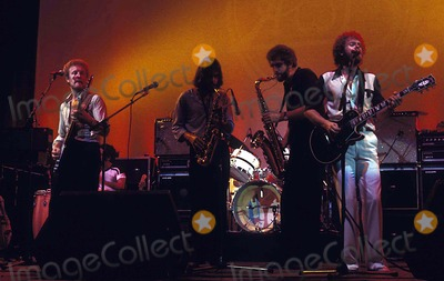 Average White Band Photo - Average White Band Photo Globe Photos Inc