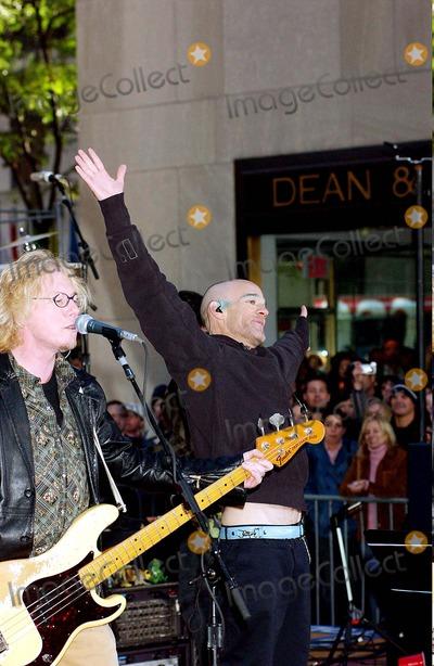 R E M Photo - Michael Stipe of Rem Performing on Nbcs Today Show Concert Series Rockefeller Plaza NBC Studios New York City 1032003 Photo Ken Babolcsay Globe Photos Inc 2003