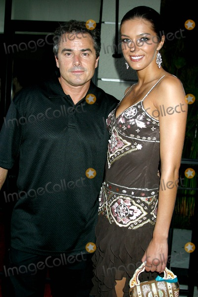 Adrienne Curry Photo - a Midsummer Nights Dream Presented by Giantto Fine Watches  Jewelry Beverly Hills Choppers and the Bookla Citrine Restaurant West Hollywood CA 08-03-2005 Photo Clinton Hwallace-photomundo-Globe Photos Inc Christopher Knight and Adrienne Curry