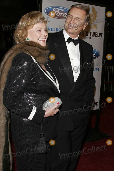 Barbara Sinatra Photo - Barbara Sinatra and Date - Oceans Twelve - Premiere - Graumans Chinese Theater Hollywood CA - 12-08-2004 - Photo by Nina PrommerGlobe Photos Inc2004