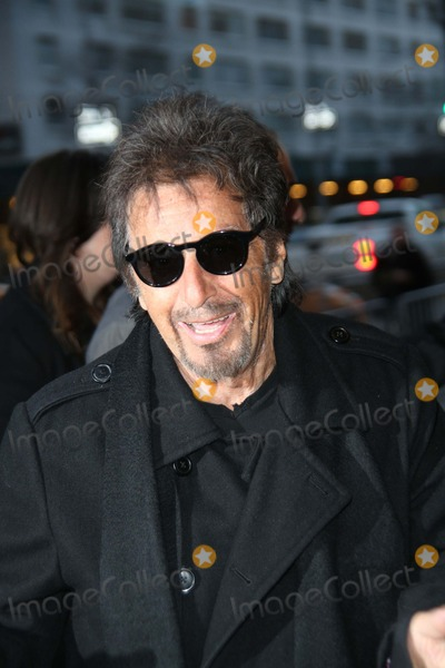 Al Pacino Photo - The New York Premiere of Danny Collins Amc Lincoln Square NYC March 18 2015 Photos by Sonia Moskowitz Globe Photos Inc AL Pacino