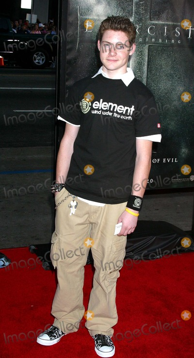 Taylor Ball Photo - Exorcist the Beginning World Premiere at Graumans Chinese Theatre Hollywood California 08182004 Photo by Clinton H WallaceipolGlobe Photos Inc 2004 Taylor Ball