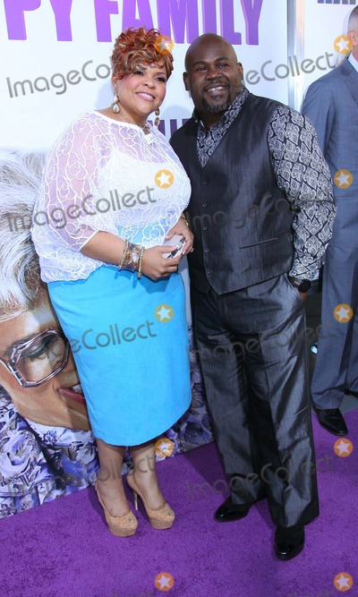 David Mann Photo - Tamela Mann and David Mann Tyler Perrys Madeas Big Happy Family Held at the the Dome at Arclight Hollywood CA April 19 - 2011 Photo TleopoldGlobephotos