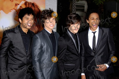 Allstar Weekend Photo - Allstar Weekend During the Premiere of the New Movie From Touchstone Pictures the Last Song Held at Arclight Hollywood Cinema on March 25 2010 in Los Angeles Photo Michael Germana - Globe Photos Inc 2010