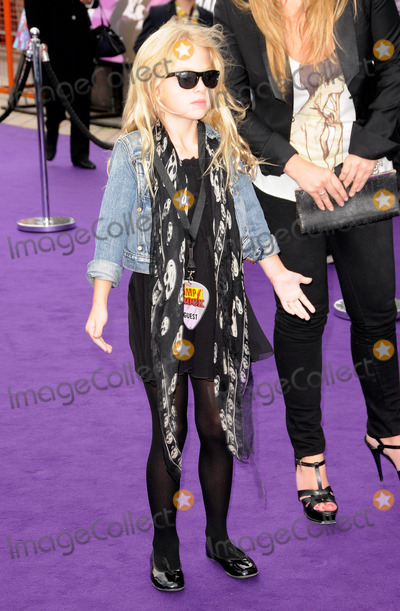 Anais Gallagher Photo - Photo by Henry Davenport-richfotocom-Globe Photos10092008 002331 Anais Gallagher Camp Rock European Premiere-arrivals-royal Festival Hall London United Kingdom
