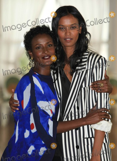 Waris Dirie Photo - Waris Dirie Liya Kebede Model  Actress Desert Flower Photocall 66th Venice Film Festival in Venice Italy 09-05-2009 Photo by Graham Whitby Boot-allstar-Globe Photos Inc