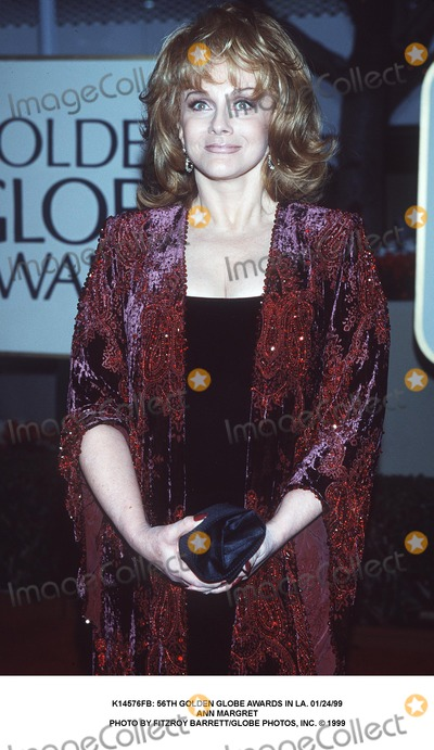 Ann-Margret Photo -  56th Golden Globe Awards in LA 012499 Ann Margret Photo by Fitzroy BarrettGlobe Photos Inc