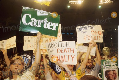 Jimmy Carter Photo - Jimmy Carters 1980 Democratic Convention in New York City Photo by Pt-Globe Photos Inc