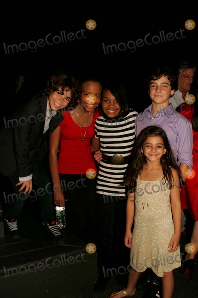 China McClain Photo - Arrivals and Departures at the New York Premiere of Grown Ups NYC 06-23-2010 Photos by Rick Mackler Rangefinder-Globe Photos Inc2010 Cameron Boyce China Ann Mcclain with Sister with Jake Goldberg  Friend