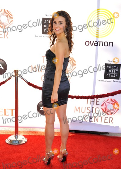 Kathryn McCormick Photo - Kathryn Mccormick attending the 2nd Annual Dizzy Feet Foundations Celebration of Dance Gala Held at the Dorothy Chandler Pavilion in Los Angeles California on July 28 2012 Photo by D Long- Globe Photos Inc