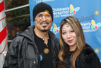 Alice Aoki Photo - 6th Annual Celebrity Blood Drive Benefiting Childrens Hospital Los Angeles Hollywood CA 12052014 Benny Nieves and Alice Aoki Clinton H WallaceipolGlobe Photos Inc