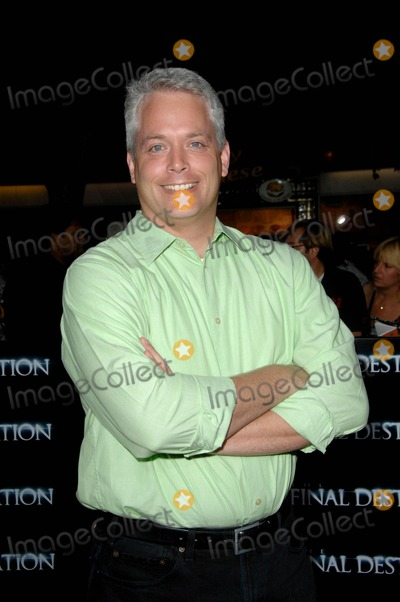 Craig Perry Photo - Craig Perry During the Premiere of the New Movie From Warner Bros Pictures the Final Destination Held at the Mann Village Theatre on August 27 2009 in Los Angeles Photo Michael Germana - Globe Photos Inc