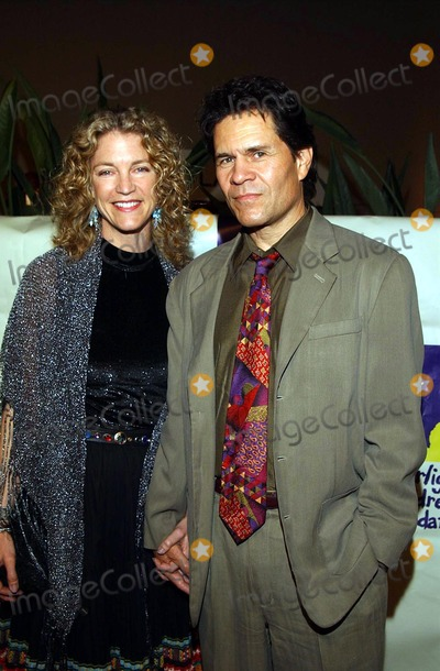 A Martinez Photo -  19th Starlight Childrens Foundation Fundraiser at the Hollywoodhighland Grand Ballroom in Hollywood CA 040602 a Martinez with His Wife Photo by Amy GravesGlobe Photos Inc