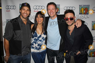 Adrian Paul Photo - Kelly Hus 5th Annual Best Buddies Poker Tournament Audi of Beverly Hills Beverly Hills CA 08282014 Adrian Paul Kelly Hu and Tom Malloy Clinton H WallaceGlobe Photos Inc