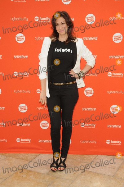 Ann Shoket Photo - Ann Shoket attending the Abc Family and Seventeen Magazines Rally to Delete Digital Drama Held at the Americana at Brand in Glendale California on 71411 Photo by D Long- Globe Photos Inc